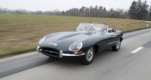 De rene linjene tar pusten fra de fleste. Nå er Jaguar E-Type kåret til den beste britiske bilen noensinne produsert.