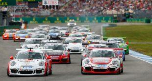 Porsche Supercup med norske deltakere har forlenget sitt engsasjement med formel 1.