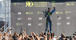 Andreas Bakkerud vant den avsøluttende VM-runden i World RX 2016 i Argentina. Dermed ble han nummer tre sammenlagt.
