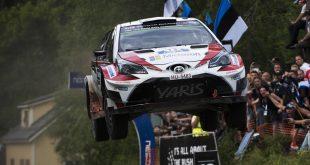 Finland har en ny ismann i rally. Esapekka Lappi vant overraskende Rally Finland.