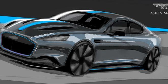 Nå er det ingen vei tiilbake. Til og med Aston Martin lager en elbil.