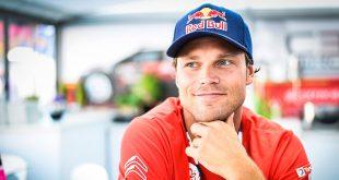 Andreas Mikkelsen går fra Citroën til Hyundai. (Foto: Red Bull)