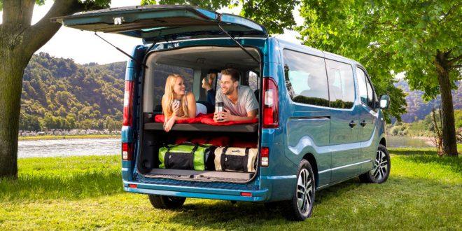 Opel Vivaro Life er en campingbil. (Alle foto: Opel)