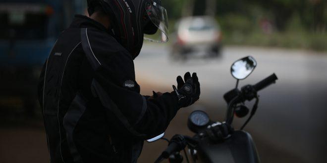 Det er blitt sikrere å kjøre motorsykkel.