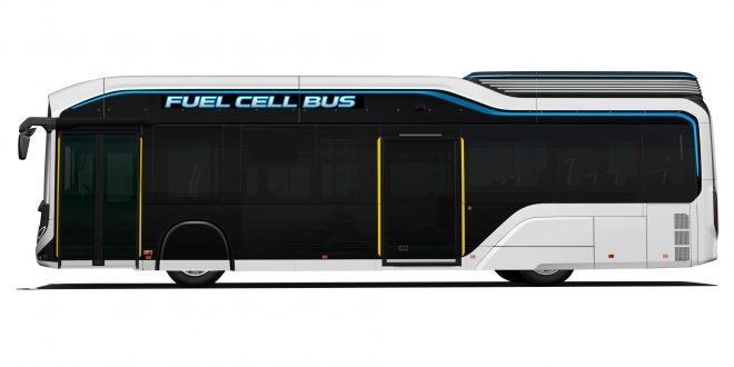 Dette er Toyotas hydrogenbuss kalt Sora. (Alle foto: Toyota)