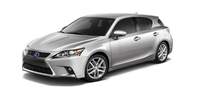 Lexus kan du stole på, ifølge en fersk kåring. Her CT 200h. (Foto: Toyota)