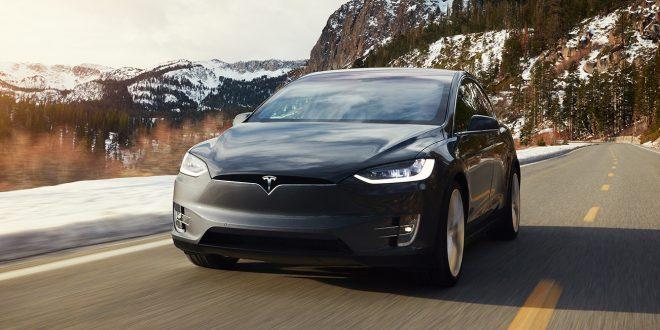 Tesla Model X vil bli dyrere om regjeringens forslag får støtte. (Foto: Tesla)