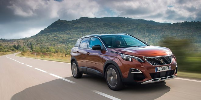 Peugeot vil komme med en plug-in-variant av 3008 i 2019. (Foto: Peugeot)