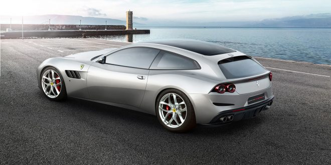 Nærmer Ferrari seg en SUV? Muligens. Her en GTC4Lusso T. (Foto: Ferrari)