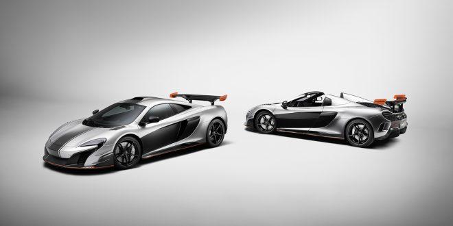 Hva er bedre enn en helt unik superbil? Jo, to! (Alle foto: McLaren)
