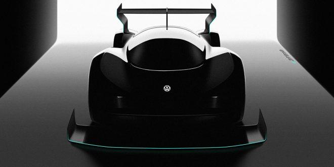 Denne skal lede an i Volkswagens elbil-utvikling. (Foto: VW)