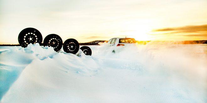 NAF har testet vinterdekkene og kåret en vinner. (Foto: NAF)