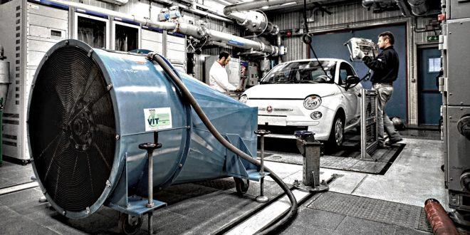 Fiat Chrysler Automobiles risikerer bøter i gigaklassen i Frankrike. (Foto: FCA)