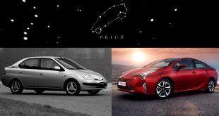 Toyota Prius har lyst som en stjerne i 20 år. (Foto: Toyota)