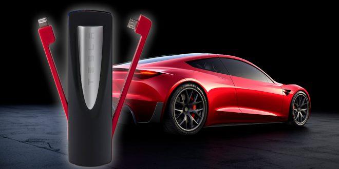 Kanskje ikke noe rart at det tredje produktet Tesla lanserte gikk litt under radaren? (Foto: Tesla)