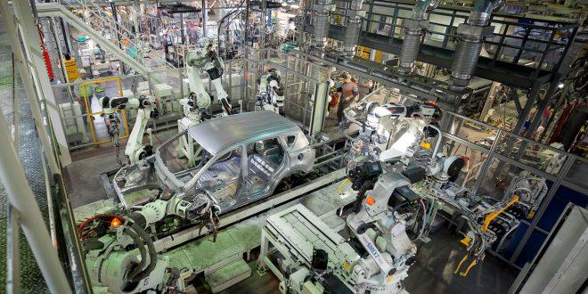 Toyota har uforskyldt blitt dratt inn i skandalen rundt Kobe Steel. (Foto: Toyota)