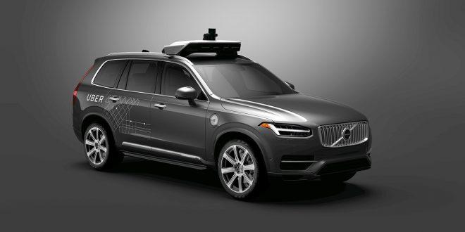 Volvo skal levere selvkjørende basismodeller til Uber. (Begge foto: Volvo)