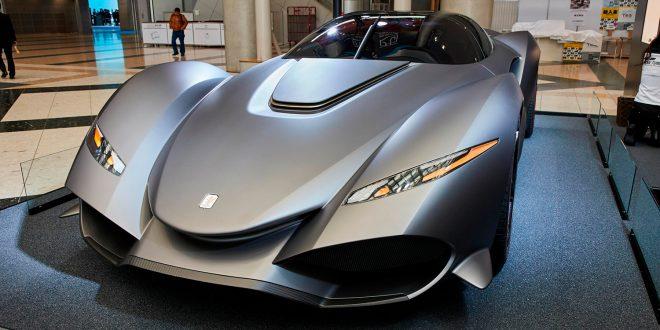 Iso Rivolta Vision Gran Turismo har funnet veien fra spillverden til virkeligheten. (Foto: TMS)