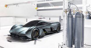 Valkyrie er en guddommelig superbil navngitt etter en norrøn gud. (Alle foto: Aston Martin)