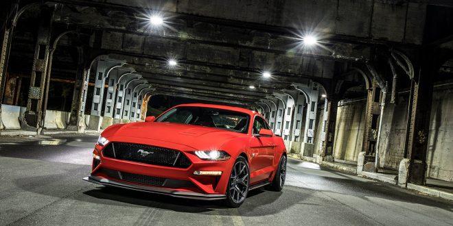 Ford har inngått en avtale med den kinesiske giganten Alibaba. Kanskje det blir flere Mustanger å se i Kina i årene som kommer? (Foto: Ford)