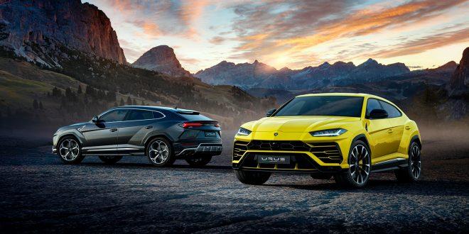 Her er den, verdens raskeste serieproduserte SUV, Lamborghini Urus. (Alle foto: Lamborghini)