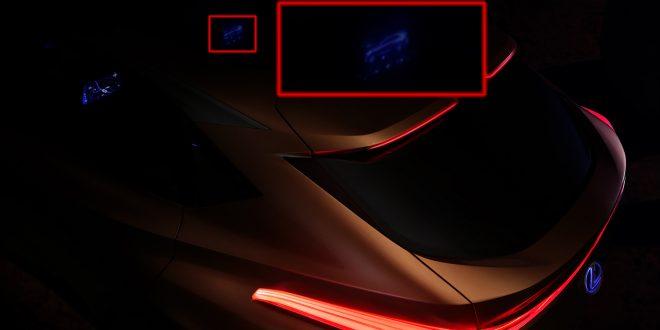 Her er Lexus' nyeste konsept, LF-1 Limitless. (Foto: Toyota)