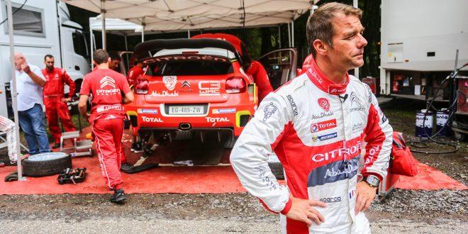 Rallykongen gjør comeback hos Citroën. (Foto: Citroën)