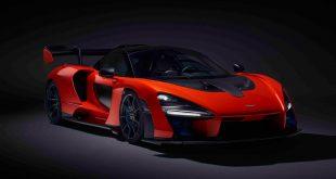 McLaren kommer med sin villeste bil til nå, McLaren Senna. (Alle foto: McLaren)