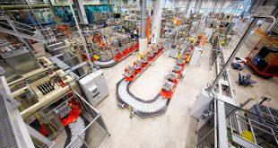 Volvos fabrikk i Skövde har blitt klimanøytral. (Foto: Volvo)