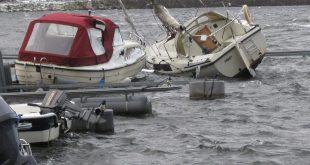 Sjekk båten ofte om den ligger ved kai over vinteren. (Foto: Gjensidige)