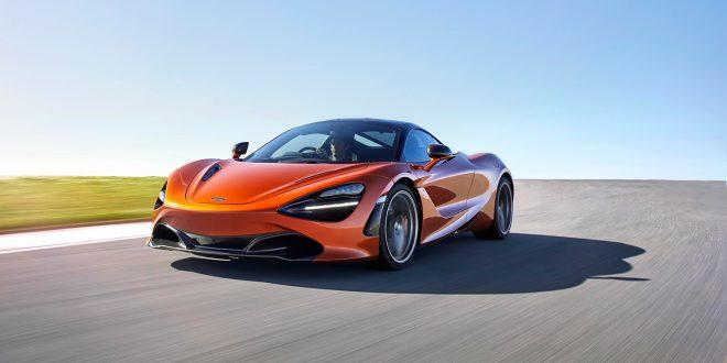 McLaren kommer med en rekke biler, de neste årene, og den første er 720S. (Alle foto: McLaren)