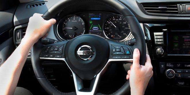 Nissan har rundet 75.000 ProPilot-pakker. (Foto: Nissan)