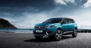 Peugeot 5008 har solgt bra etter at den ble lansert i fjor. (Foto: PSA)