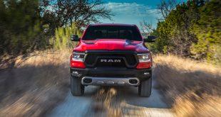 RAM 1500 er en moderne pick-up. (Alle foto: RAM)