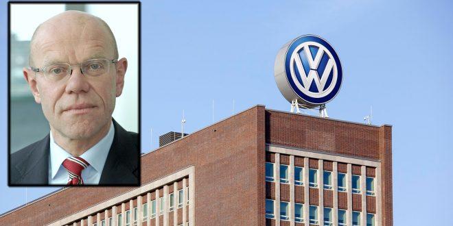 Volkswagen-toppen Thomas Steg er suspendert. (Foto: VW)