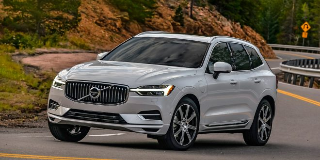 Volvos bestselger i 2017 ble XC60. (Foto: Volvo)