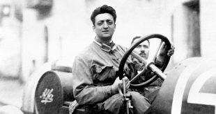 Enzo Ferrari ble født for 120 år siden. (Alle foto: Ferrari)