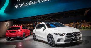 Geely er på jakt etter Daimler og dermed Mercedes. (Foto: Daimler)