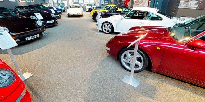 Allerede nå er nettbasert bilsalg her. I framtiden blir det mest sannsynlig mer vanlig. (Foto: Hexagon)