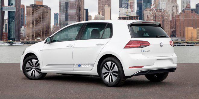 Nok en gang er Volkswagen Golf Norges mest populære bil. (Foto: VW)