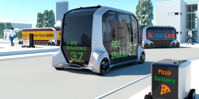 Kommer vi til å eie biler selv i 2030? Kanskje. Eller kanskje ikke. (Foto: Toyota)
