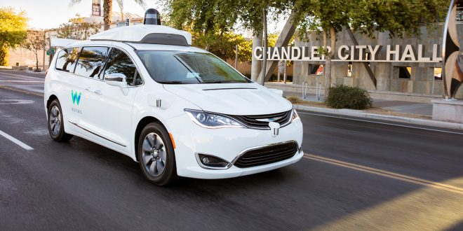 Waymo utvikler selvkjørende biler, og beskyldte Uber for å ha illegalt ervervet seg forretningshemmeligheter. (Foto: Waymo)