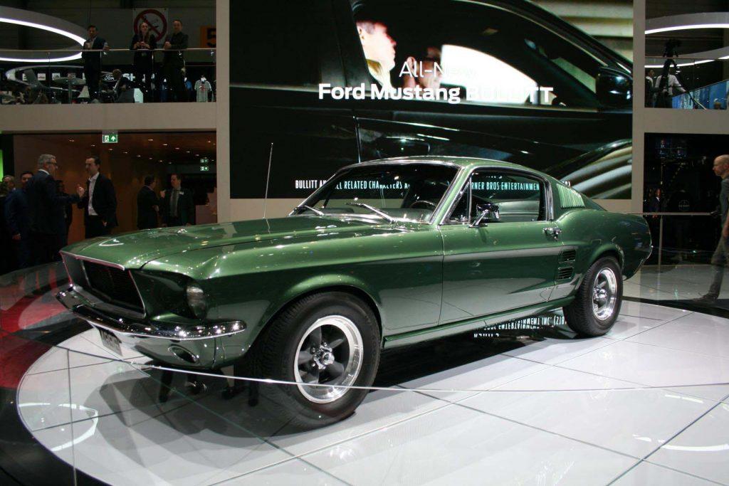1967 Ford Mustang BULLITT