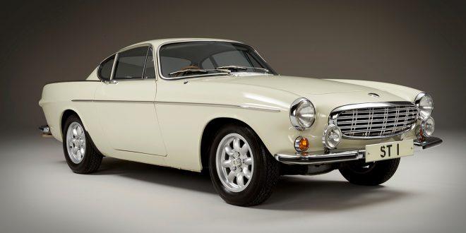 For en bil Volvo tryllet fram på 1960-tallet. 1800 S var så flott at den ble stjerne i en TV-serie sendt i 80 land. (Alle foto: Volvo)