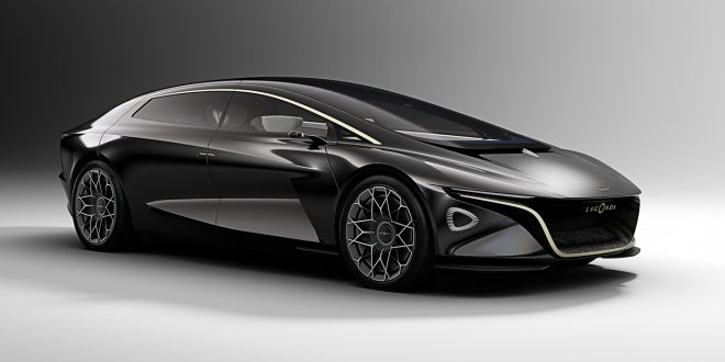Dette er en selvkjørende elbil fra Aston Martin, Lagonda Vision Concept. (Alle foto: Aston Martin)