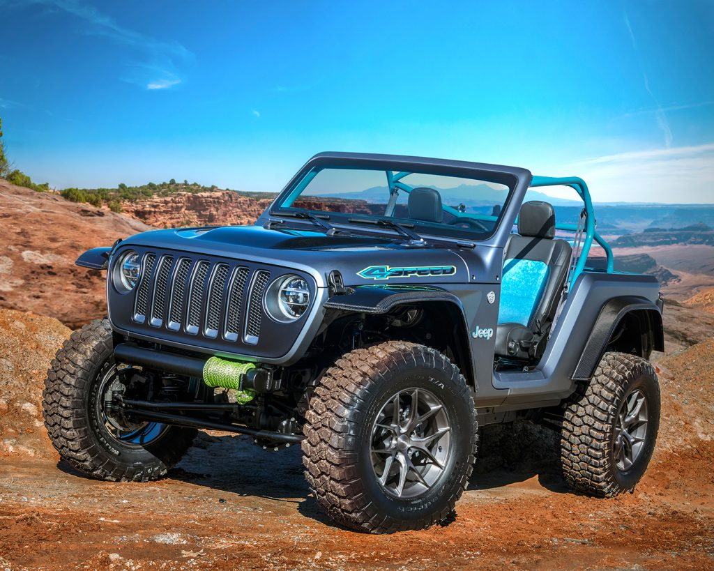 Jeep 4Speed Concept.
