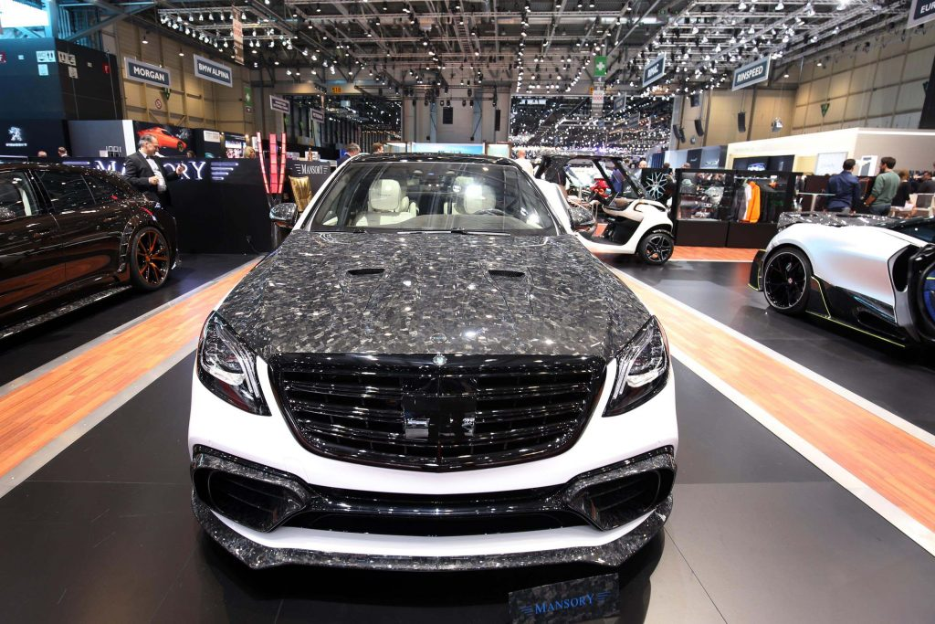 Mansory Mercedes