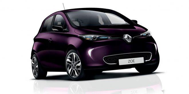Renault Zoe får en ny og kraftigere motor. (Foto: Renault)