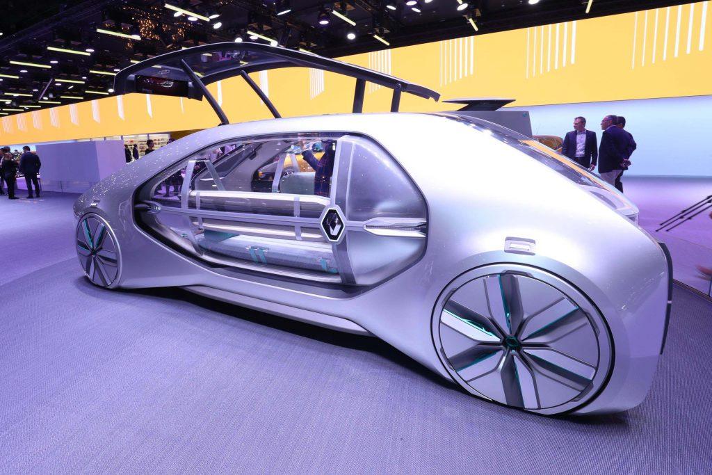 Renault Electric EZ GO