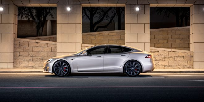 Tesla tilbakekaller 123.000 Model S. (Foto: Tesla)